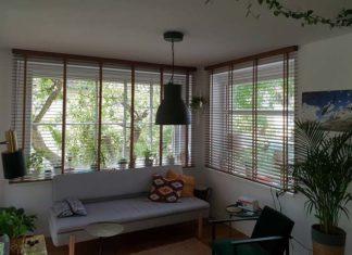 Żaluzje drewniane - elegancki i praktyczny wybór