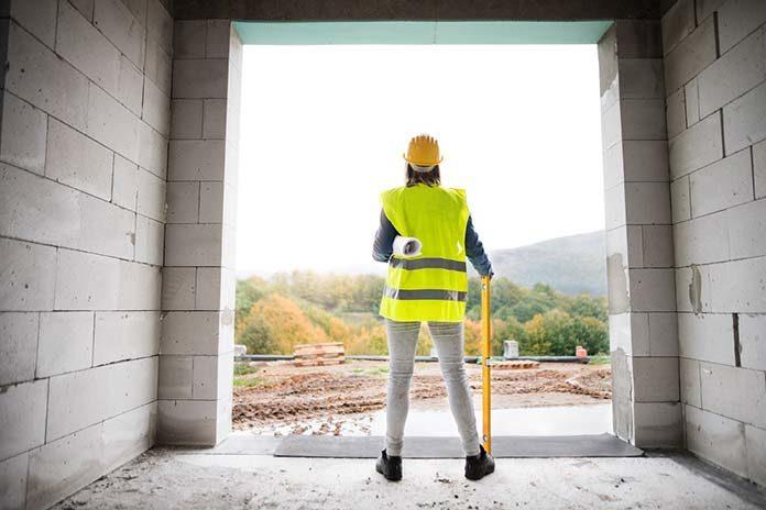 Zastosowanie nadproża podczas budowy