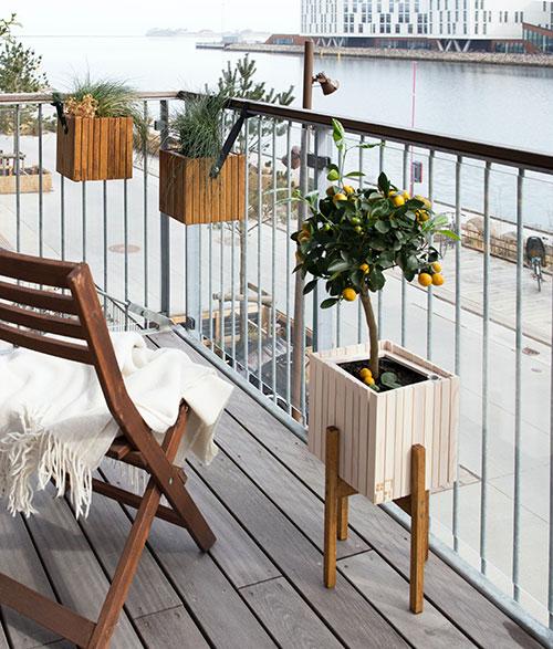 Dywany na balkon