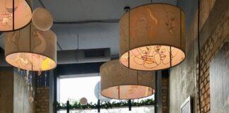 Loftowa restauracja