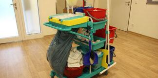 Jak wybrać odpowiednią maszynę do czyszczenia podłóg